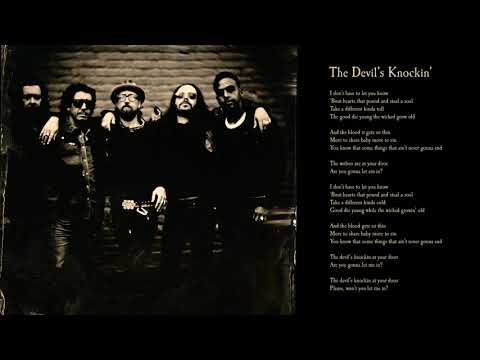 Devil's Knockin' - Royal Sons - LYRICS
