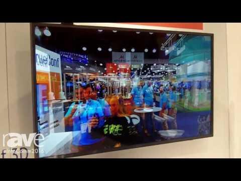 InfoComm 2016: TrueConf Features 3D Video Conferencing