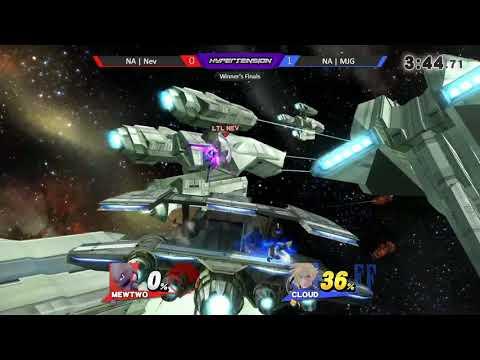 NA | Nev (Mewtwo) vs NA | MJG (Toon Link)