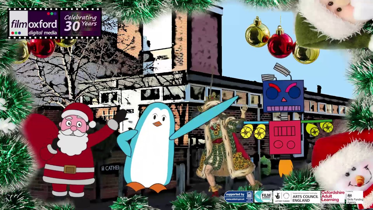 Seasons Greetings From Film Oxford Staff Youtube