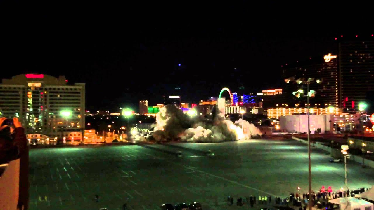 Riviera Implosion