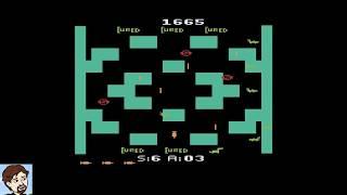 Atari 2600 - Alligator People