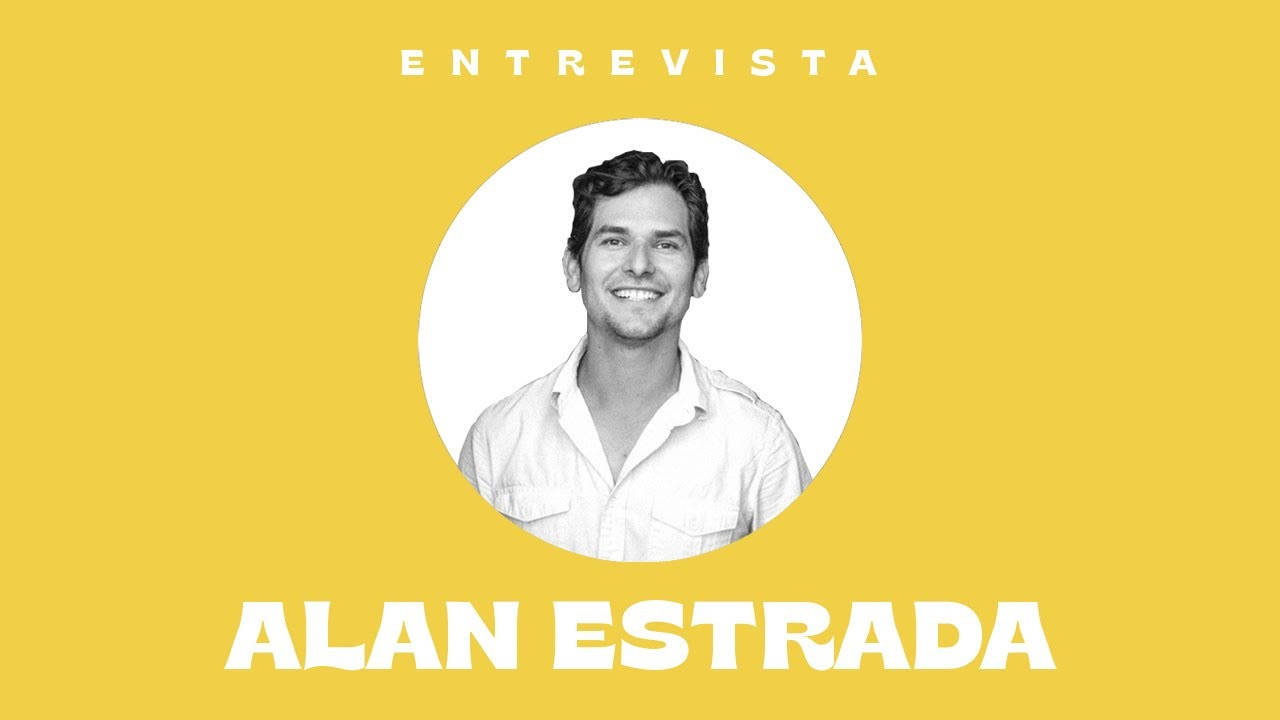 Entrevista: Alan Estrada nos platica sobre la obra de teatro 'Agotados' (2020)