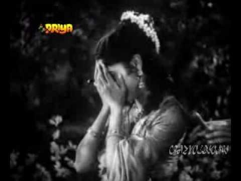 NAIN MILE CHAIN KAHAN - LATA JI -MANNA DEY - SHAILENDRA-  SHANKER JAIKISHAN ( BASANT BAHAR 1956 ) Mp3