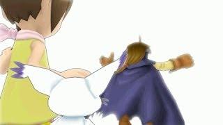 【実況】デジモンアドベンチャー Part48 「きらめくエンジェウーモン」