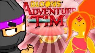 OGNISTA KSIĘŻNICZKA | MEGA TRUDNE | #006 | Bloons Adventure Time TD | PL