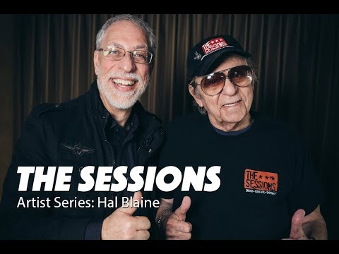 HAL BLAINE (2017) - Legendary drummer (Wrecking Crew & 1000's songs!)