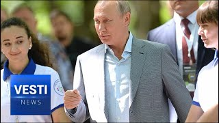 Putin's Personal Insight: Committed Volunteers Work Far Better Than Entrenched Bureaucrats