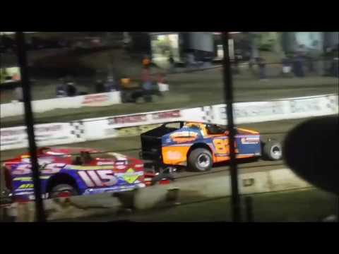 Lebanon Valley Speedway - July 30, 2017 - King of Dirt 358 Modifieds
