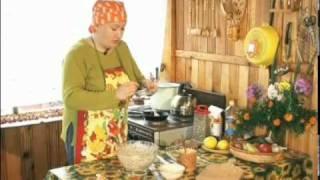 Оладьи из кабачков и яблок с Екатериной Рожаевой