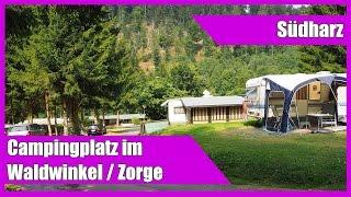 Campingplatz im Waldwinkel - Zorge (Harz)