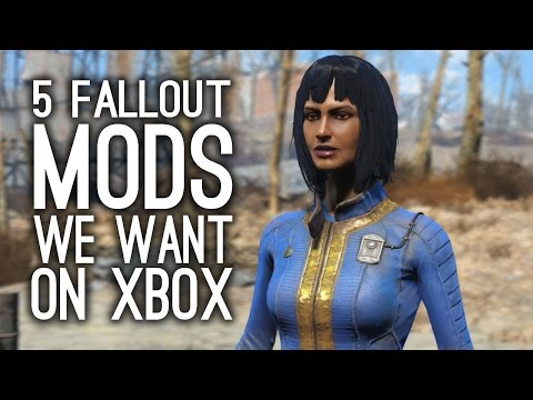 5 Fallout 4 Mods We Want To See On Xbox One Already