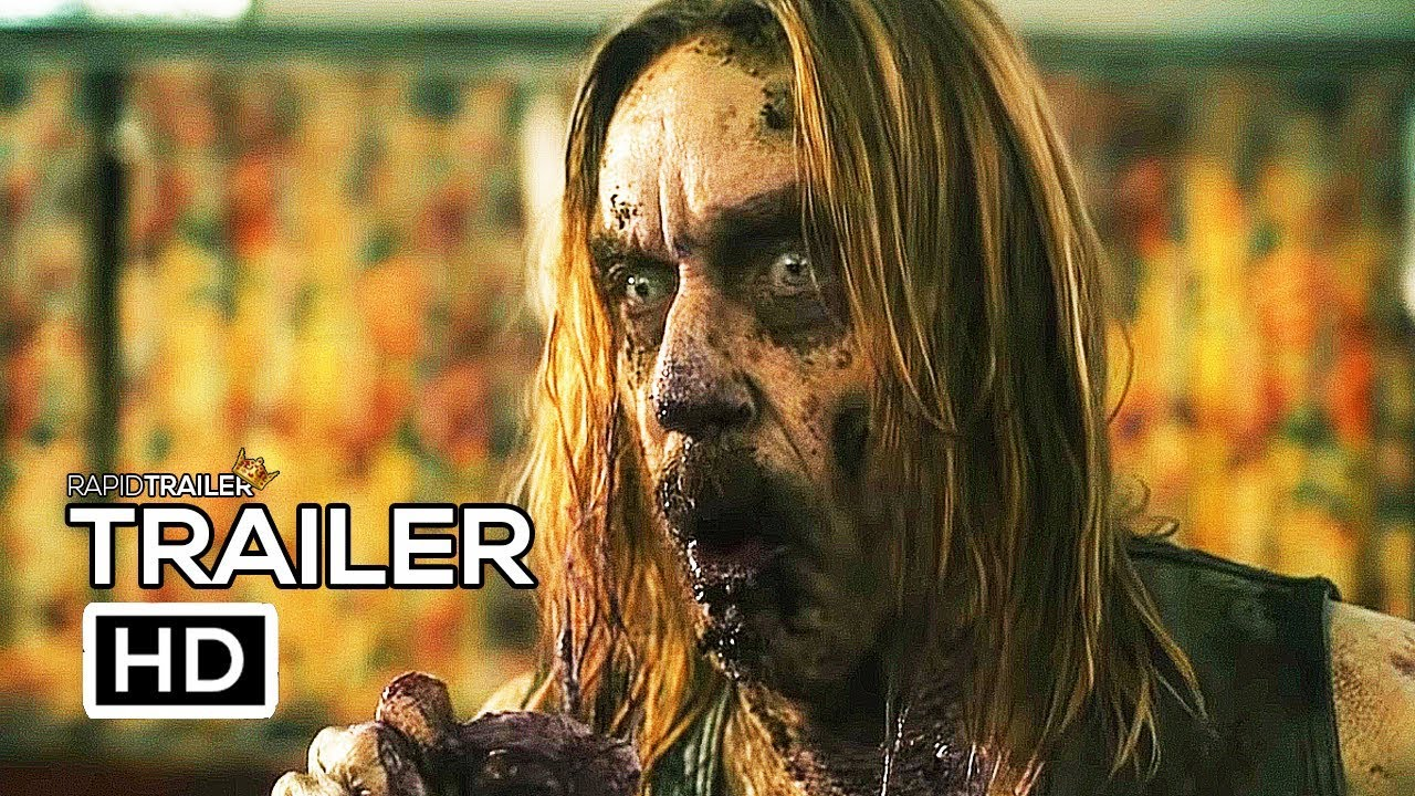 The Dead DonT Die Trailer