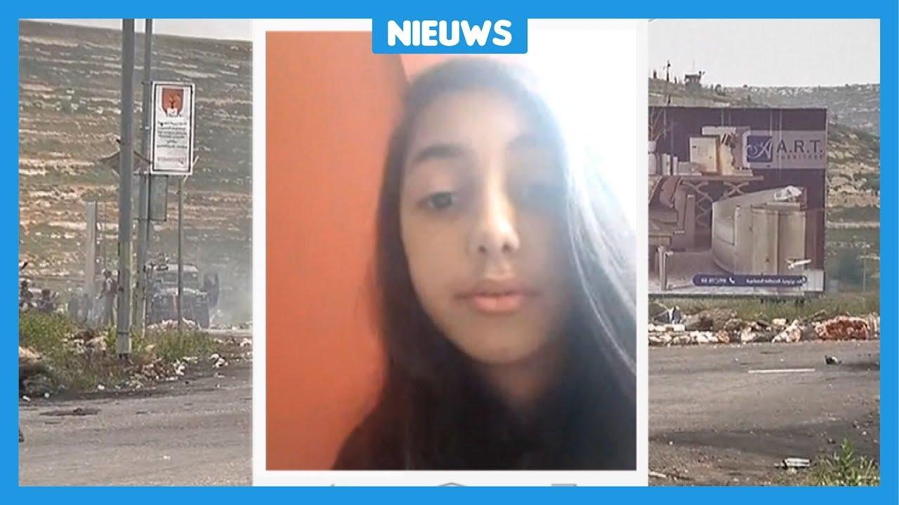 Download Palestijnse Hala (12) maakt zich zorgen over geweld