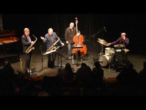 Kirk MacDonald & Pat LaBarbera Quartet - TD Ottawa Winter Jazz Festival (full concert)