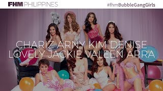 The 'Bubble Gang' Babes Are FHM's November 2017 Cover Girls