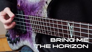 Bring Me The Horizon - heavy metal ft. Rahzel   Bass Cover