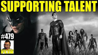 SUPPORTING TALENT – Batman Update, Birds of Prey Fight Clip, The Flash, Zack Snyder's JL Fan Posters