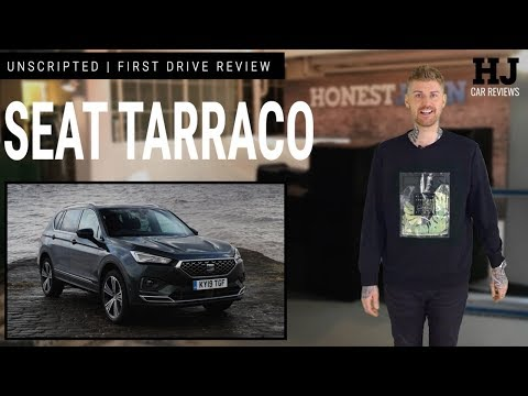 Unscripted | First Drive | SEAT Tarraco - big, brilliant...pointless?