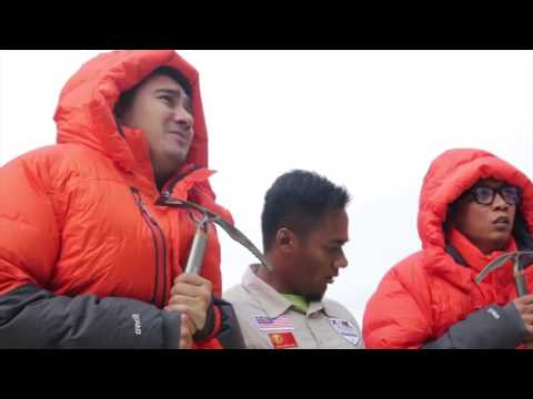 #GengPagiHot.Fm bersama Azim Afif, Pendaki Everest Tibet 2016