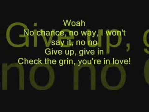 I won't say I'm in Love-The Cheetah Girls (HQ+Lyrics)