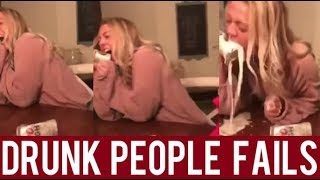 Drunk People Fails 2018 || New Funny Compilation! || Year 2018!