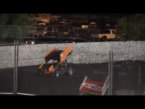Dominic Scelzi 9-24-16 Main Event Civil War Petaluma Speedway