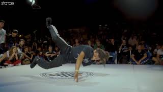 Mowgly vs Pesto - Finał BBoying Solo na Hip Hop Connection Arena 2018