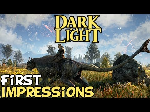 "Dark And Light First Impressions ""Is It Worth Playing?"""