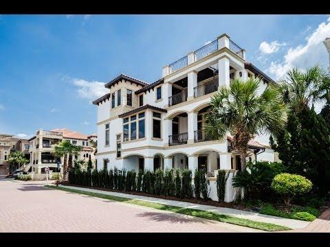 Destin Florida 7BR Gulf View Vacation Rental Home, 4789 Ocean Boulevard