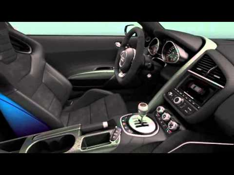 new audi r8 2012 interieur youtube. Black Bedroom Furniture Sets. Home Design Ideas