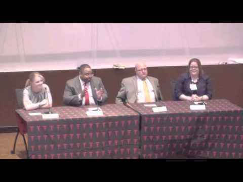 Alumni Panel - Accepted Students Weekend 2015