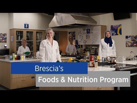 Brescia University College's Foods and Nutrition Program
