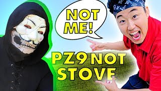 PZ9 IS NOT STOVE - 100% PROOF (from Chad Wild Clay and Vy Qwaint Video)