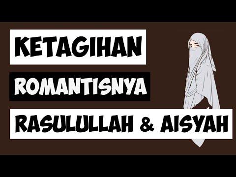 [Lagi] Romantisnya Rasulullah Dan Aisyah | Kisah Aisyah Istri Rasulullah