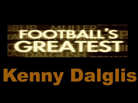 Kenny Dalglish - Footballs Greatest - Best Players in the Wo