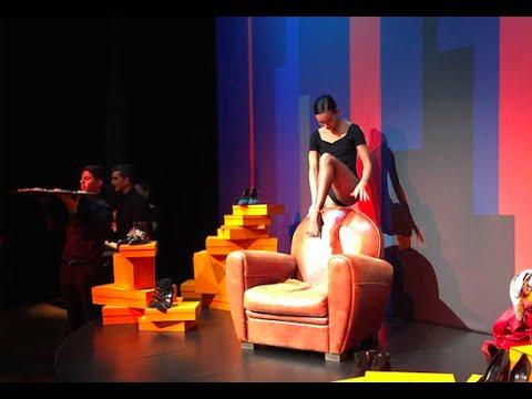 Magic Shoe-Show by Hermès in Berlin - Pierre Hardy