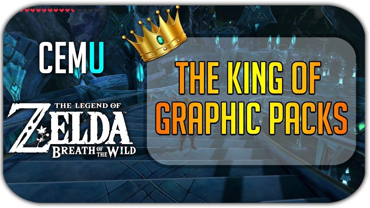 Cemu 1 10 0 | The ULTIMATE Graphics Pack | Zelda BotW