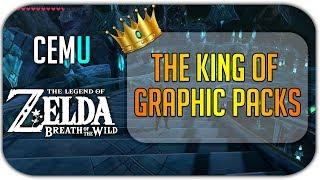 Cemu 1.10.0 | The ULTIMATE Graphics Pack | Zelda BotW