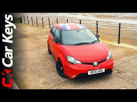 MG 3 2015 review – Car Keys