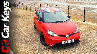 MG 3 2015 review - Car Keys