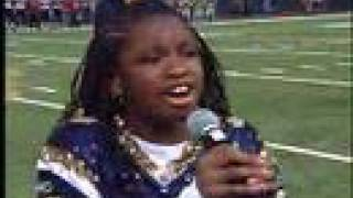 "9 yr old COCO Jones ""Unbelievable singer"""