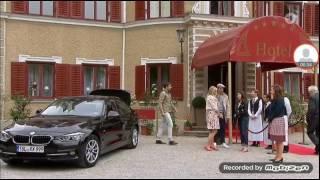 Sturm der Liebe: Sebastian und Luisa Abschied vom Fürstenhof