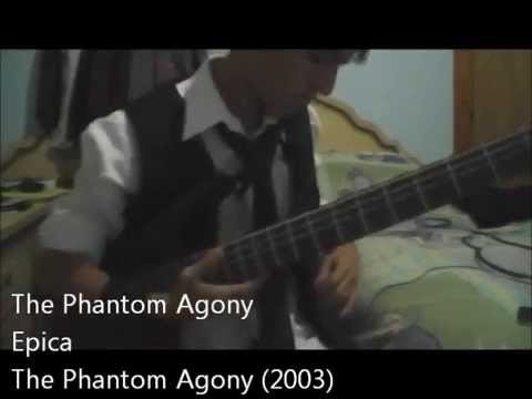 Epica - The Phantom Agony - Bass Cover