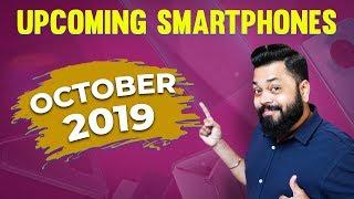 Top 10+ Best Upcoming Mobile Phones in October 2019 ⚡⚡⚡⚡