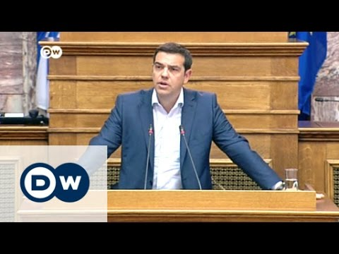 Greek PM Alexis Tsipras remains defiant | Journal
