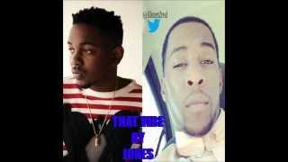 Kendrick Lamar - Bitch Don't Kill My Vibe (Jones)