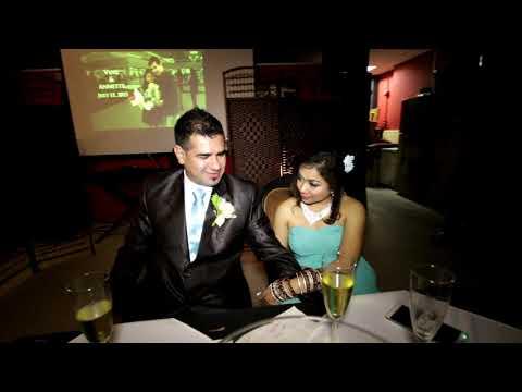 Punjabi & Filipino wedding reception in SINGAPORE