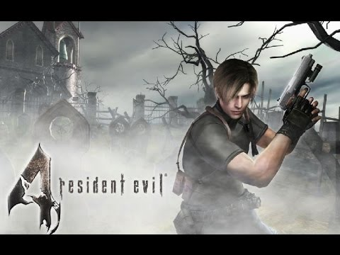 Let's Play Resident Evil 4 Part 3: The Church, The Lake, and The Waterfall