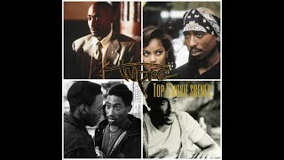 Top 5 Movie Scenes - Tupac Shakur - A Tribute